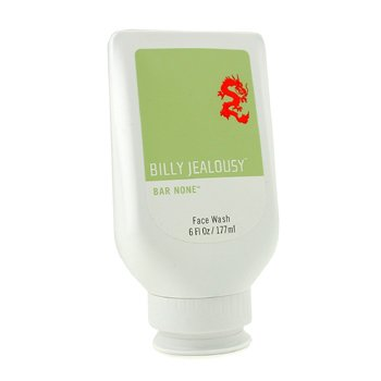 Billy Jealousy Bar None Salicylic Face Wash ( Pele oleosa e media ) 177ml/6oz