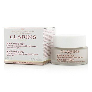 Clarins Multi-Active Day Early Wrinkle Correction Cream (Dry Skin) 50ml/1.7oz