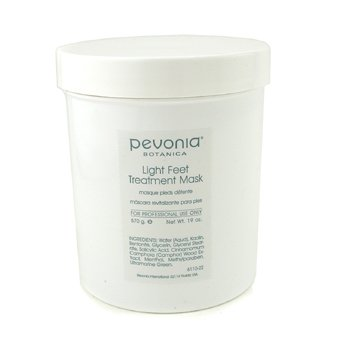 Pevonia Botanica Mascarilla Ligera Tratamiento Pies ( Tama�o Sal�n )    570g/19oz