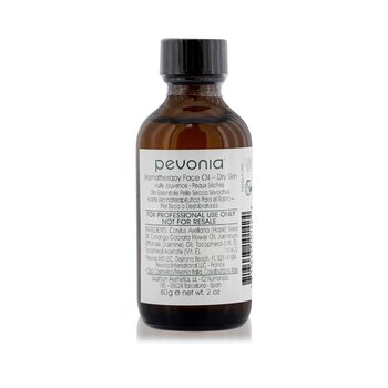 Pevonia BotanicaAromatherapy Face Oil - Dry, Devitalized Skin (Salon Size) 60ml/2oz