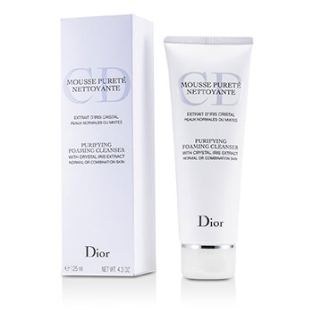 Christian DiorPurifying Foaming Cleanser (Normal / Combination Skin) 125ml/4.3oz