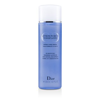 Christian Dior Loci�n Tonificante Purificante ( Piel Normal/Mixta )  200ml/6.7oz