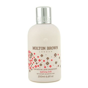 Molton Brown Paradisiac Pink Pepperpod Bathing Milk  200ml/6.6oz