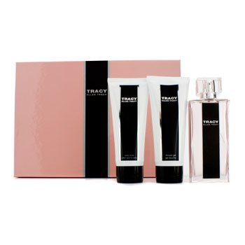 Ellen TracyTracy Coffret: Eau De Parfum Spray 75ml/2.5oz + Loci�n Corporal 100ml/3.4oz + Gel deDucha 100ml/3.4oz 3pcs