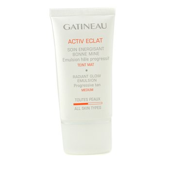 Gatineau Activ Eclat Radiant Glow Emulsion Progressive Tan - Medium  50ml/1.6oz