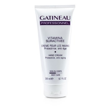 Gatineau Vitamina Suractivee Hand Cream (Salon Size)  200ml/6.7oz