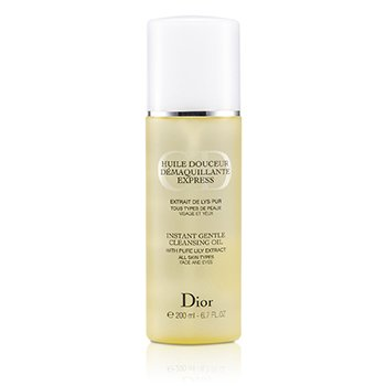 Christian DiorInstant Gentle Cleansing Oil 200ml/6.7oz