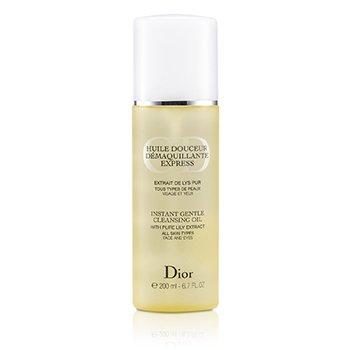 Christian Dior Aceite Limpiador Suave Instant�neo  200ml/6.7oz