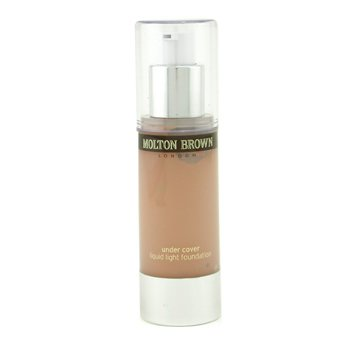 Molton Brown Under Cover Liquid Light Foundation - # 07 Estancia (Unboxed)  30ml/1oz