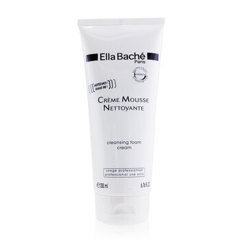 Ella BacheCleansing Foam Cream (Salon Size) 200ml/6.65oz