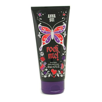 Anna SuiRock Me! Body Lotion 200ml/6.7oz