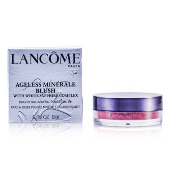 LancomeAgeless Minerale Blush Brightening Mineral Powder Blush - Brilliant Berry (US Version) 2g/0.06oz