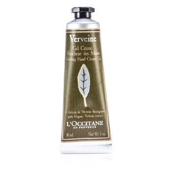 L'OccitaneVerbena Harvest Cooling Gel Hand Cream ( Ukuran Bepergian ) 30ml/1oz