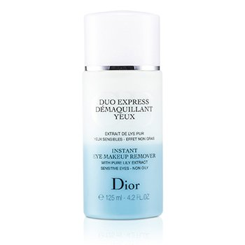 Christian Dior Duo Express Instant Eye Makeup Remover 125ml/4.2oz