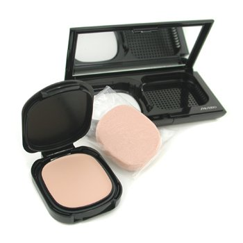 Shiseido Advanced Hydro Liquid Compact Foundation SPF10 (Case + Refill) – I00 Very Light Ivory 12g/0.42oz