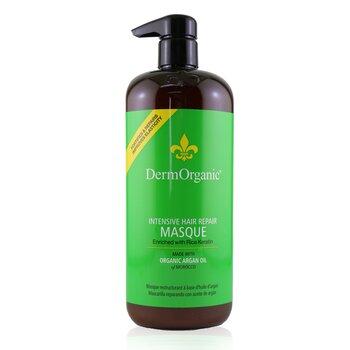 DermOrganicArgan Oil Intensive Hair Repair Masque 1000ml/33.8oz