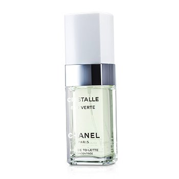 Chanel Cristalle Eau Verte Eau De Toilette Concentree Semprot  50ml/1.7oz