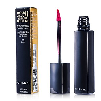 Chanel Rouge Allure Extrait De Gloss - # 58 Emoi  8g/0.28oz
