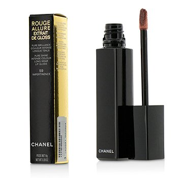 Chanel Rouge Allure Extrait De Gloss - # 59 Impertinence  8g/0.28oz