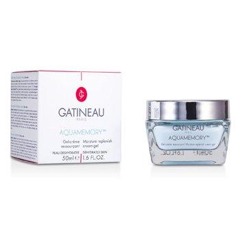 GatineauAquamemory Crema Reponedora Hidratante - Piel Deshidratada 50ml/1.6oz