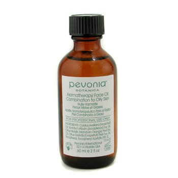 Pevonia BotanicaAromatherapy Face Oil - Combination to Oily Skin (Salon Size) 60ml/2oz