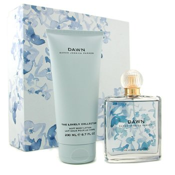 Sarah Jessica Parker The Lovely Collection Dawn Coffret: Eau De Parfum Spray 75ml/2.5oz + Body Lotion 200ml/6.7oz 2pcs