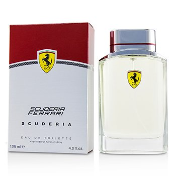 FerrariFerrari Scuderia Eau De Toilette Spray 125ml/4.2oz