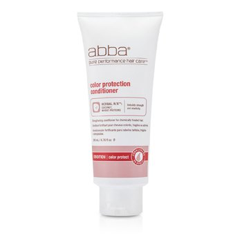 ABBA Condicionador Color Protection Strengthening (Para Cabelo com Quimica) 200ml/6.76oz