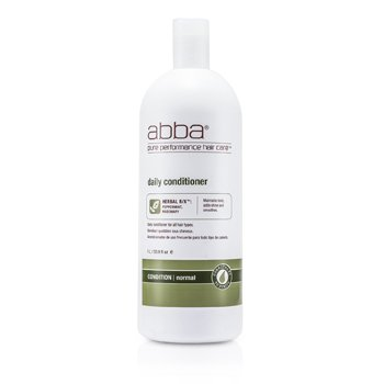 ABBA Daily Conditioner (For All Hair Types) 1000ml/33.8oz