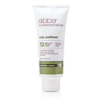 Daily Conditioner (For All Hair Types) ABBA Daily Conditioner (For All Hair Types) 200ml/6.76oz