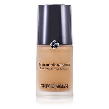 Luminous Silk Foundation - # 8 Caramel