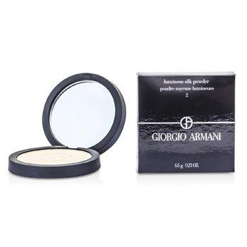 Luminous Silk Powder - # 2 Ivory