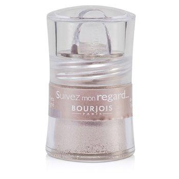 Bourjois Suivez Mon Reagrd Intense Shimmers Eyeshadow - # 09 Regard Sable Nacre  2.6g/0.09oz