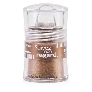 Bourjois Suivez Mon Regard Intense Shimmers Eyeshadow - # 14 Regard Chocolat Dore  2.6g/0.09oz