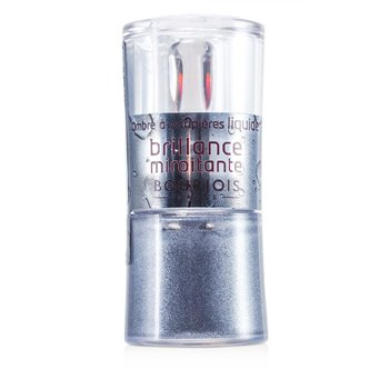 Brillance Miroitante Shimmering Shine Liquid Eyeshadow - # 35 Gris Platine