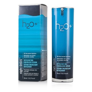 H2O+Night Oasis Oxygenating Energizer Serum 30ml/1oz