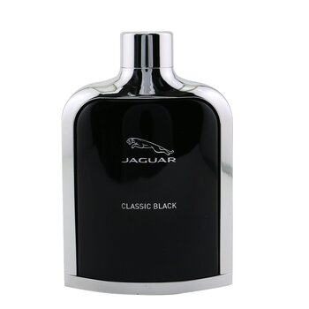 Jaguar Classic Black Eau De Toilette Spray 100ml/3.4oz