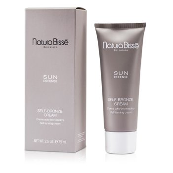 Natura Bisse Sun Defense Self Bronze Cream  75ml/2.5oz