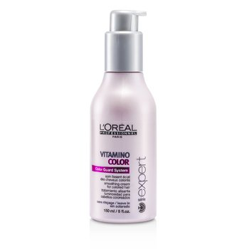 L'Oreal Professionnel Expert Serie - Vitamino Color Leave-In Smoothing Cream (For Colored Hair)  150ml/5oz