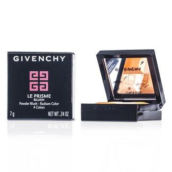 Givenchy Paleta czterech r��w do policzk�w Le Prisme Blush Powder Blush - #26 Fashionista Brown  7g/0.24oz
