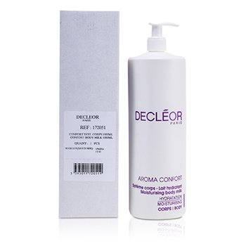 DecleorAroma Confort Moisturising Body Milk (Salon Size) 1000ml/33.8oz