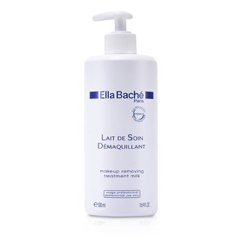 Ella BacheMakeup Removing Treatment Milk (Salon Size) 500ml/16.9oz