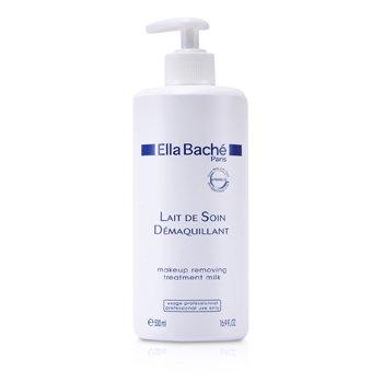 Ella Bache Makeup Removing Treatment Milk (Salon Size)  500ml/16.9oz