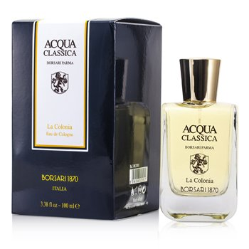 Borsari Acqua Classica La Colonia Eau De Cologne Spray 100ml/3.38oz