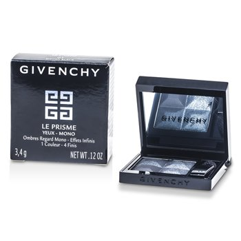 Givenchy Le Prisme Mono Eyeshadow - # 01 Showy Black  3.4g/0.12oz