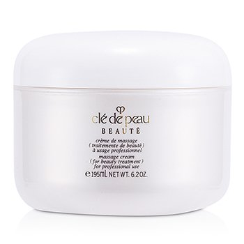 Cle De Peau Massage Cream (Salon Size)  195ml/6.2oz