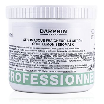 DarphinCool Lemon Sebomask ( Tama�o Sal�n ) 400ml/16oz