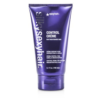 Sexy Hair ConceptsSilky Sexy Hair Control Crema  ( Cabello Encrespado/grueso) 150ml/5.1oz