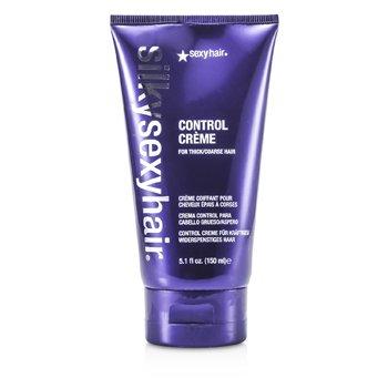 Sexy Hair ConceptsSilky Sexy Hair Control Creme (For Thick/Coarse Hair) 150ml/5.1oz
