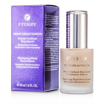 By Terry Teint Delectation Plumping Fluid Foundation - # 01 Milky Vanilla 30ml/1oz